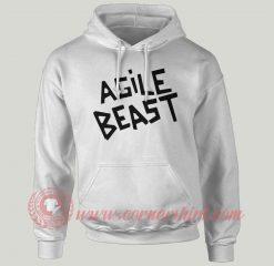 Agile Beast Custom Design Hoodie
