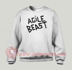 Agile Beast Custom Design Sweatshirt