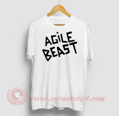 Agile Beast Custom Design T Shirts