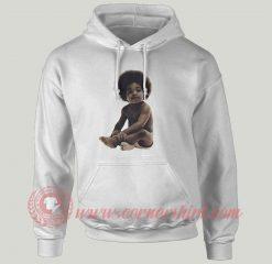 Biggie Baby Notorious Custom Design Hoodie