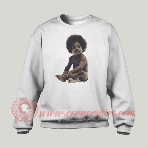 Biggie Baby Notorious Custom Design Sweatshirt
