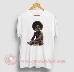 Biggie Baby Notorious Custom Design T Shirts