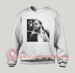 Bon Iver Custom Design Sweatshirt