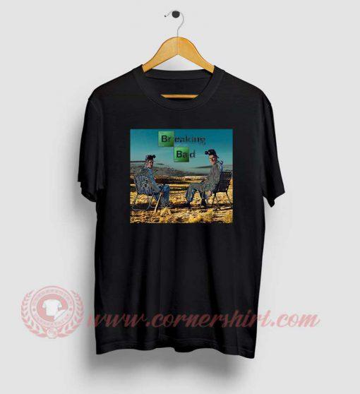 Breaking Bad Custom Design T Shirts