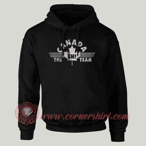 Canada EH Team Custom Design Hoodie