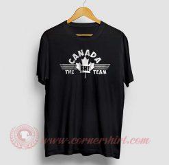Canada EH Team Custom Design T Shirts
