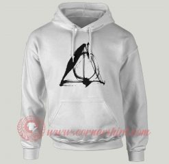 Deathly Hallows Harry Potter Magic Hoodie