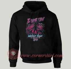 Dustin And Demo Dogs Concert Hoodie