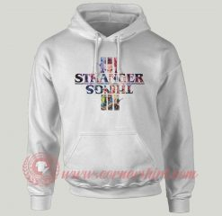 New Season Of Stranger Things Hoodie