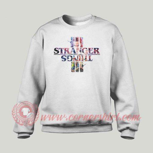 New Season Of Stranger Things Sweatshirt