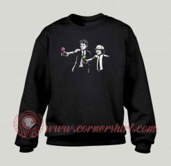 Scoop Fiction Stranger Things Sweatshirt