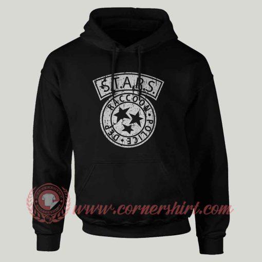 Stars Resident Evil Quintessential Custom Hoodie