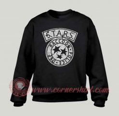 Stars Resident Evil Quintessential Custom Sweatshirt