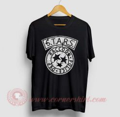 Stars Resident Evil Quintessential Custom T Shirts