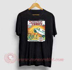Strange Comics Custom Design T Shirts