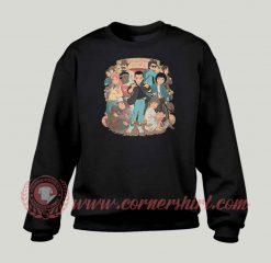 Stranger Anime Custom Design Sweatshirt