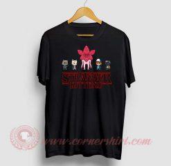 Stranger Kitten Custom Design T Shirts