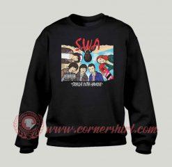 Strangers With Attitude Custom Sweatshirt