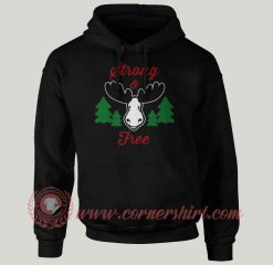 Strong And Free Canada Custom Design Hoodie