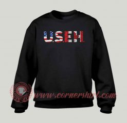 US E.H Custom Design Sweatshirt