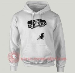 Van In The Air Custom Design Hoodie