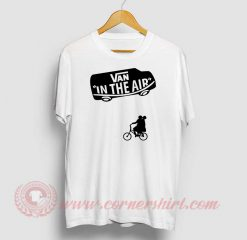 Van In The Air Custom Design T Shirts