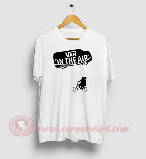 Van In The Air Custom Design T Shirts