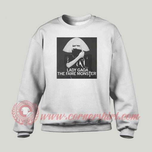 Lady Gaga The Fame Monster Custom Sweatshirt