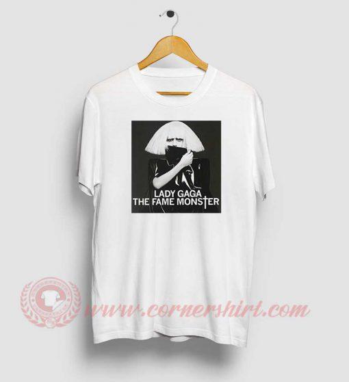 Lady Gaga The Fame Monster Custom T Shirts