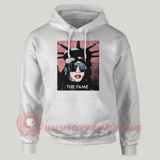 Lady Gaga The Statue Of Liberty Hoodie