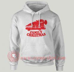 1989 Family Christmas Custom Hoodie