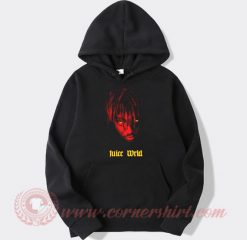 Juice Wrld Bones Custom Design Hoodie