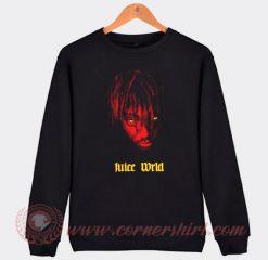 Juice Wrld Bones Custom Sweatshirt