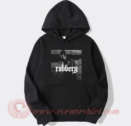 Juice Wrld Robbery Custom Design Hoodie