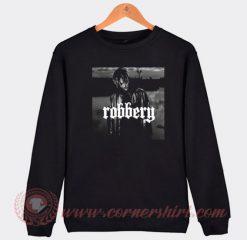 Juice Wrld Robbery Custom Sweatshirt