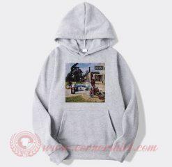 Oasis Be Here Now Custom Design Hoodie