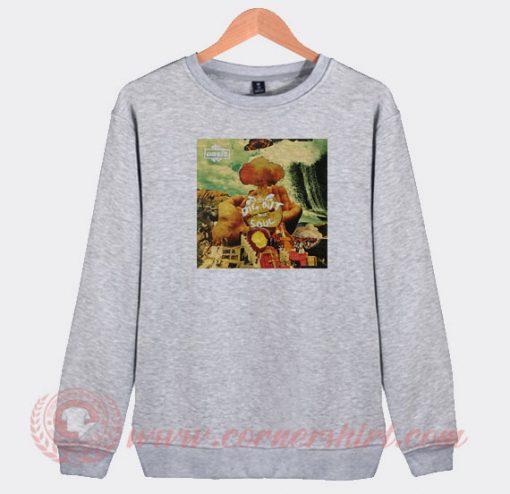 Oasis Dig Out Your Soul Custom Sweatshirt