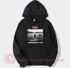 Oasis Knebworth Park 1996 Custom Hoodie