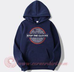 Oasis Stop The Clocks Custom Design Hoodie