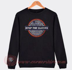 Oasis Stop The Clocks Custom Design Sweatshirt