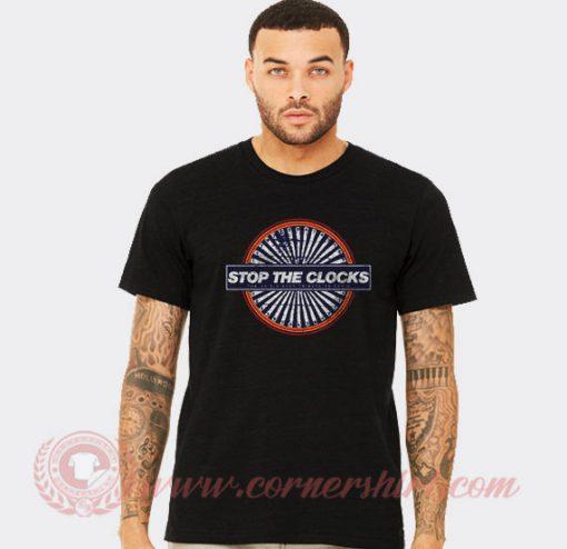 Oasis Stop The Clocks Custom Design T Shirts