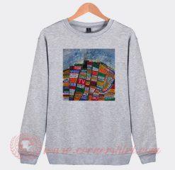 Radiohead Hail To The Thief Custom Sweatshirt