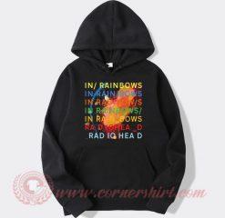 Radiohead In Rainbows Custom Hoodie