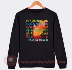 Radiohead In Rainbows Custom Sweatshirt