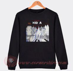 Radiohead Kid A Custom Design Sweatshirt