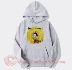 Radiohead Pablo Honey Custom Design Hoodie