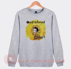 Radiohead Pablo Honey Custom Design Sweatshirt