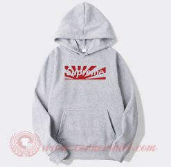 Supreme Japan Style Custom Design Hoodie