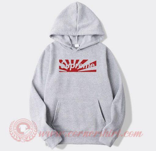 Supreme Japan Style Custom Design Hoodie