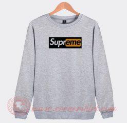 Supreme Pornhub Logo Custom Sweatshirt